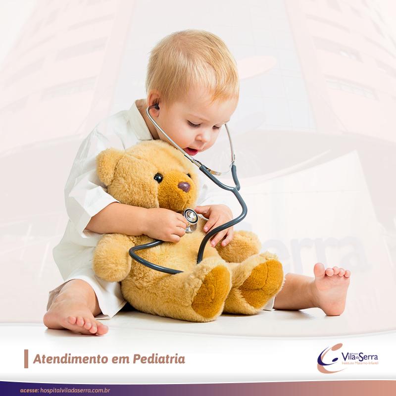 atendimento em pediatria
